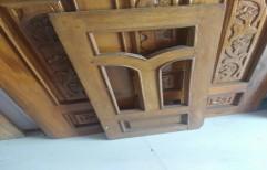 Wooden Window by Jai Chamunda Furniture