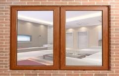 Fenesta Wooden Foiled Casement Window   by Anil Enterprises