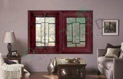 Grill UPVC Villa Window   by Dhabriya Polywood Limited