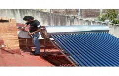 Solar Water Heater Installation Service by Illumine Energy Solutions