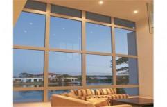 UPVC Fixed Window  by Sun Associates
