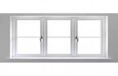 UPVC Home Window by Zeconex