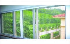 UPVC Mosquito Net Window by Sun Associates