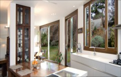 Wood Like Windows And Door Series  by Dimex India