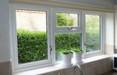 UPVC Casement Windows by Alfa Build Con