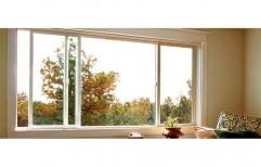UPVC Sliding Window by ARS UPVC Doors & Windows
