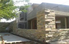 Wall Cladding by Shrinath Marble & Stone