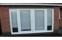 Horizontal Aluminium Casement Windows
