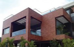 External Wall Cladding by 8 Elevation
