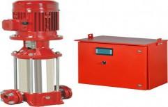 Fire Fighting Jockey Pump by Tech-mech Engineering Co.