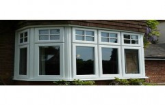 UPVC Bay Bow Window