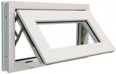 UPVC Toilet Window by Hemant Interiors (A Unit Of Hemant UPVC Doors & Windows)