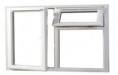 UPVC Window by Globus Infratech