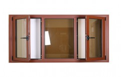 Wooden Window by Sense Of Style India Private Limited