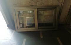 Aluminium Sliding Window by Omkar Aluminium