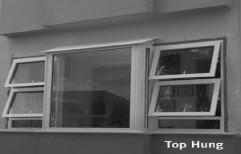 Aluminum Tilt And Turn Window by Rihan Aluminum & Glass Work