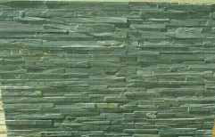 Black Slate Elevation Cladding Wall Tile Natural Slate Stone Tile Calibration by Natural Stone Impex