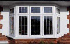Double Glazed UPVC Window by Hemant Interiors (A Unit Of Hemant UPVC Doors & Windows)