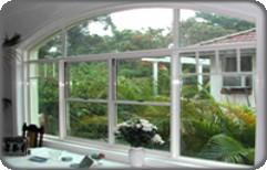 Fixed Window by Shree Sun Aluminium