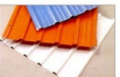 Roofing Wall Cladding by H.V. Metal Arc Pvt. Ltd