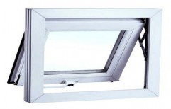 Top Hung UPVC Window  by Shri Sai Windows