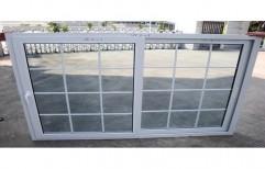 UPVC Fixed Window  by Sri Balaji Aluminium Glass Interior