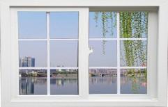 UPVC Sliding Window by Jaiwar Interiors