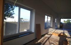 UPVC Window, Glass Thickness: 8-20 Mm