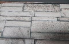 Vitrified Wall Cladding 2ftx1ft by Harini Ceramics