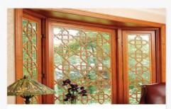 Wooden Window by Divya Sales Agencies