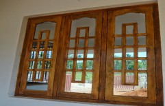 Wooden Window by Raman Wood Carving Works