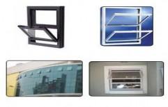 Bottom Hung Windows  by Tisya Building Products Pvt Ltd.