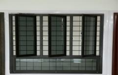 Galvanised Steel Window