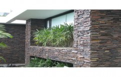 Natural Stone Wall Cladding by Alu Plus
