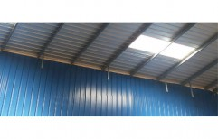 Roof and Wall Cladding by Intertouch Office Systems