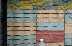 Wall Cladding by Balaji