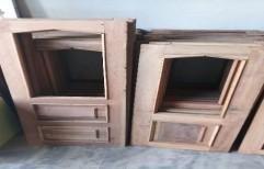 Wood Windows by J K Traders