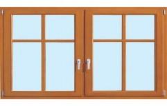 Wooden Window by Vinayak Interiors