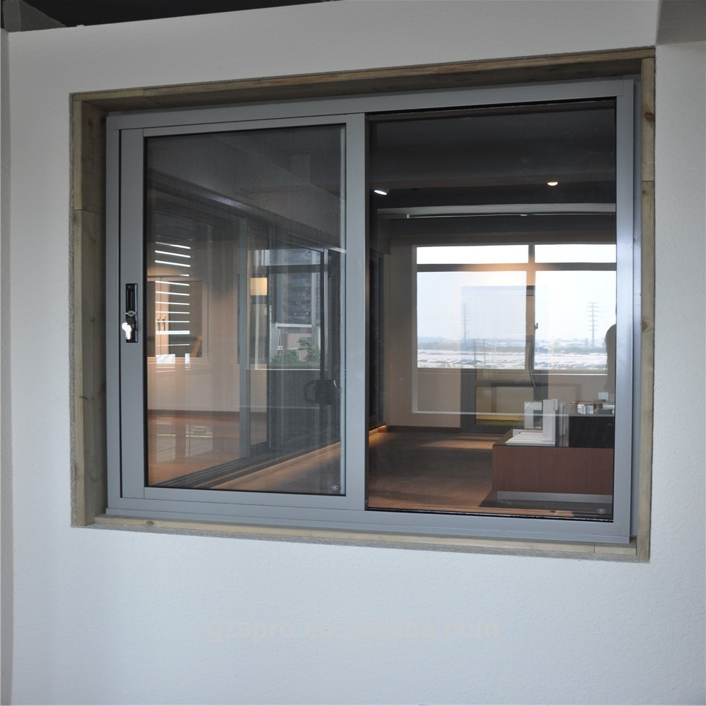 Aluminium Sliding Window by Siraj Associates