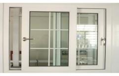 Designer UPVC Sliding Window by Advika Enterprises