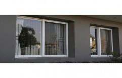 Exterior UPVC Glass Window