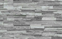 Grey Elevation Exterior Cladding Wall Tile For Kitchen Bathroom Hotel Building Residential Construct by Slate Stone House