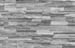 Natural Slate Stone Grey Elevation Exterior Cladding Tile For Building Designers Architecture Hotel     by Jagdamba Natural Slate Stone
