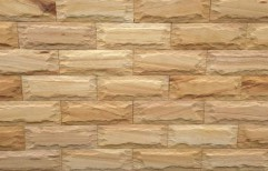Rockface Wall Cladding by Nakoda Marble
