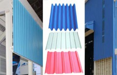 Roofing and Wall Cladding by Techno Buildsys Private Limited