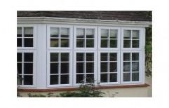 UPVC Bay Window by Srivari Industries
