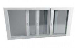 UPVC Sliding Window by Sun Associates