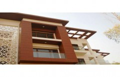 Wooden HPL Cladding     by Karv Enterprises