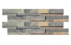 Black Slate Stone Wall Cladding Panels by Axiom Exports