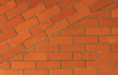 Clay Brick Wall Cladding Tiles, Packaging Type: Carton Box